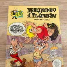 Comics : COLECCION OLE ACTUAL MORTADELO Y FILEMON Nº 194. LONDRES 2012 1ª EDICION 2012 EDICIONES B. Lote 277241068