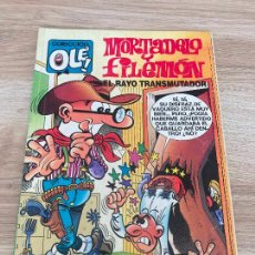 Comics : COLECCION OLE 335 M 107. MORTADELO Y FILEMON APOCRIFO. EL RAYO TRANSMUTADOR. EDICIONES B 1988. Lote 277241778