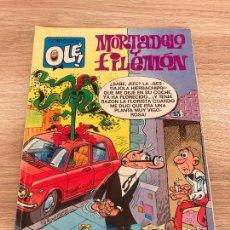 Comics : COLECCION OLE 321 M 75. MORTADELO Y FILEMON APOCRIFO. LA BANDA DE MATUSALEN EDICIONES B 1988. Lote 277241968
