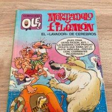 Comics : COLECCION OLE 322 M 77. MORTADELO Y FILEMON APOCRIFO. EL LAVADOR DE CEREBROS EDICIONES B 1988. Lote 277242003