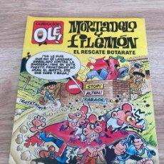 Cómics: COLECCION OLE 376 M 188. MORTADELO Y FILEMON APOCRIFO. EL RESCATE BOTARATE EDICIONES B 1990. Lote 277242098