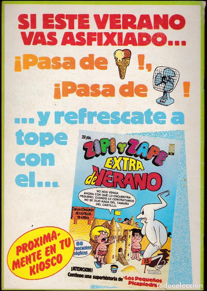 Cómics: SUPER ZIPI ZAPE - Nº 54 - 1987 - EDICIONES B - - Foto 2 - 277244928