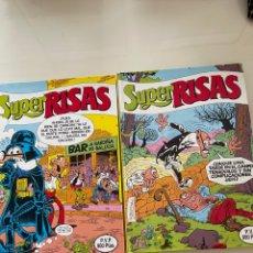 Cómics: SUPER RISAS. Lote 277246203