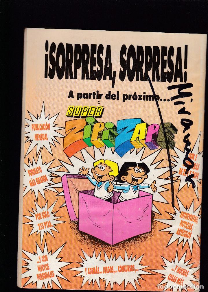 Cómics: SUPER ZIPI ZAPE - Nº 70 - 1990 - EDICIONES B - - Foto 3 - 277246903