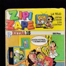 Cómics: ZIPI ZAPE EXTRA 15 - 1990 - EDICIONES B -. Lote 277247753