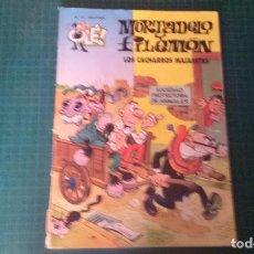 Cómics: COLECCION OLE MORTADELO. N°71. EDICIONES B. CON SEÑALES DE USO. (REF 00).. Lote 277272778