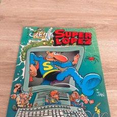 Cómics: COLECCION OLE SUPER LOPEZ SUPERLOPEZ Nº 30. LOS CIBERNAUTAS. EDICIONES B 1ª EDICION 1997, JAN. Lote 277583633