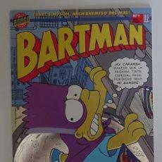 Cómics: COMIC BARTMAN SIMPSON (Nº 1) - BONGO. Lote 277593333