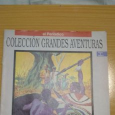 Cómics: COLECCION GRANDES AVENTURAS VOL.II Nº 1 LOS HIJOS DEL CAPITAN GRANT. Lote 277597513