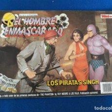 Cómics: EL HOMBRE ENMASCARADO Nº 33 - EDICIÓN HISTÓRICA. Lote 277633688