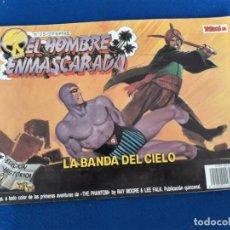 Cómics: EL HOMBRE ENMASCARADO Nº 35 - EDICIÓN HISTÓRICA. Lote 277633833