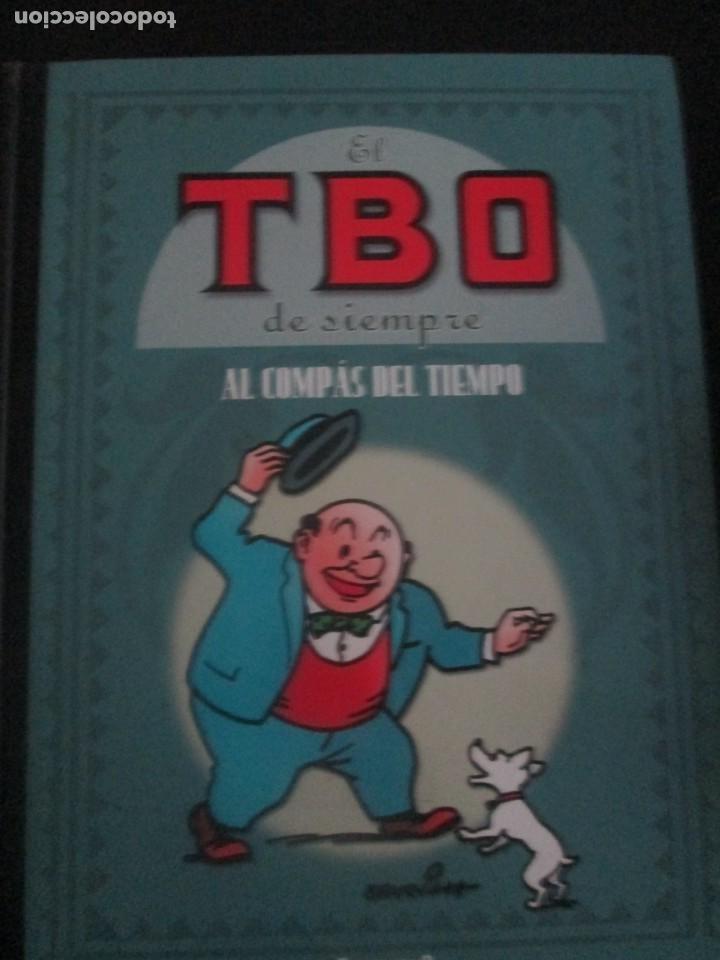 EL T B O DE SIEMPRE--AL COMPAS DEL TIEMPO (Tebeos y Comics - Ediciones B - Humor)