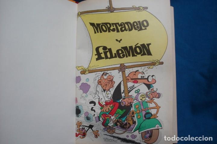 Cómics: SUPER HUMOR Nº 59 - MORTADELO Y FILEMÓN, ZIPI Y ZAPE - EDICIONES B, 2ª EDICIÓN 1990 - Foto 2 - 277648873