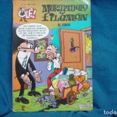 Cómics: COLECCIÓN OLÉ Nº 72 - MORTADELO Y FILEMÓN - EL CIRCO - EDICIONES B 1994. Lote 277649918