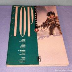 Cómics: VOLUMEN III TOP COMICS GRANDES AUTORES EDICIONES B EN MUY BUEN ESTADO. Lote 277682628