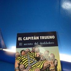 Cómics: COMICS. EL CAPITÁN TRUENO. EL SECRETO DEL DESFILADERO. ED. B, 2003. Lote 278182553