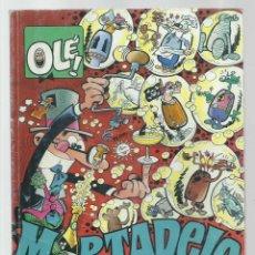 Cómics: COLECCIÓN OLÉ 399: MORTADELO, 1992, EDICIONES B, PRIMERA EDICIÓN. Lote 278272793