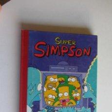 Cómics: SUPER SIMPSON. Nº 3. EDICIONES B. Lote 278548628