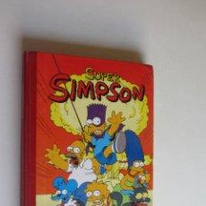 Cómics: SUPER SIMPSON. Nº 1. EDICIONES B ARX122. Lote 278552608