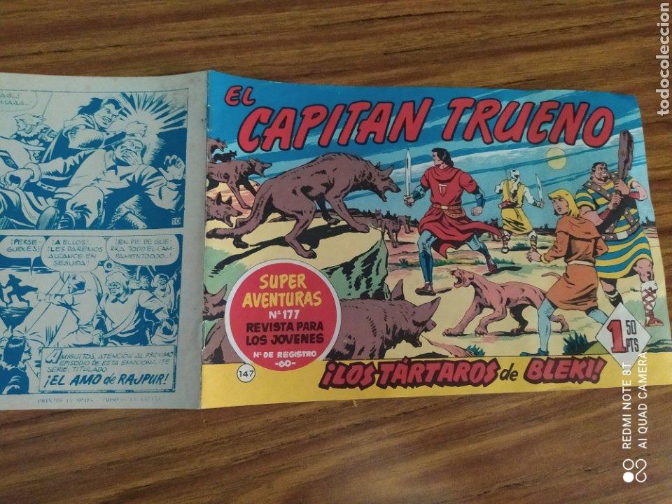 Cómics: Capitán Trueno, tomo 4, del 145 al 192 inclusives (1994). - Foto 8 - 144547818