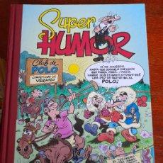 Comics : SUPER HUMOR 60 - MORTADELO Y FILEMÓN - EDICIONES B 2015. Lote 282893278
