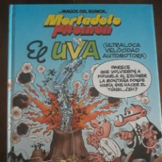 Cómics: EL UVA . MORTADELO Y FILEMON . MAGOS DEL HUMOR Nº 97. Lote 283689498