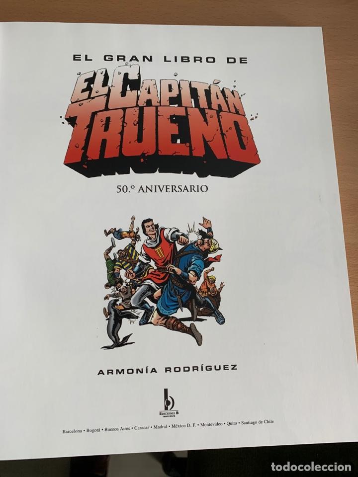 Cómics: El gran libro del capitan trueno - Foto 2 - 283757423