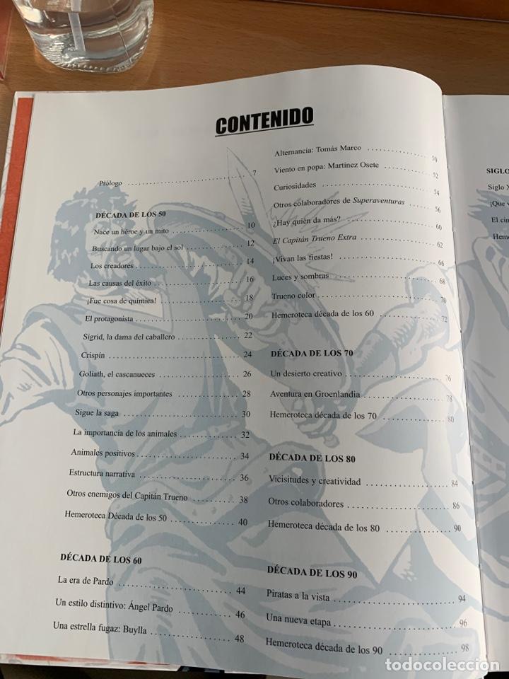 Cómics: El gran libro del capitan trueno - Foto 3 - 283757423