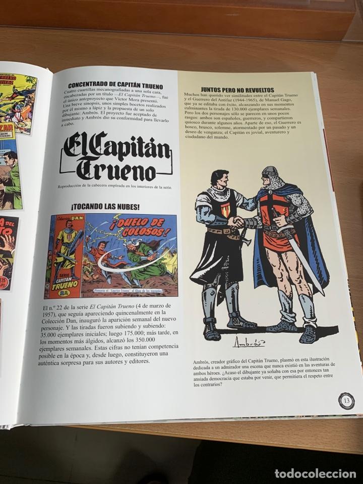 Cómics: El gran libro del capitan trueno - Foto 6 - 283757423