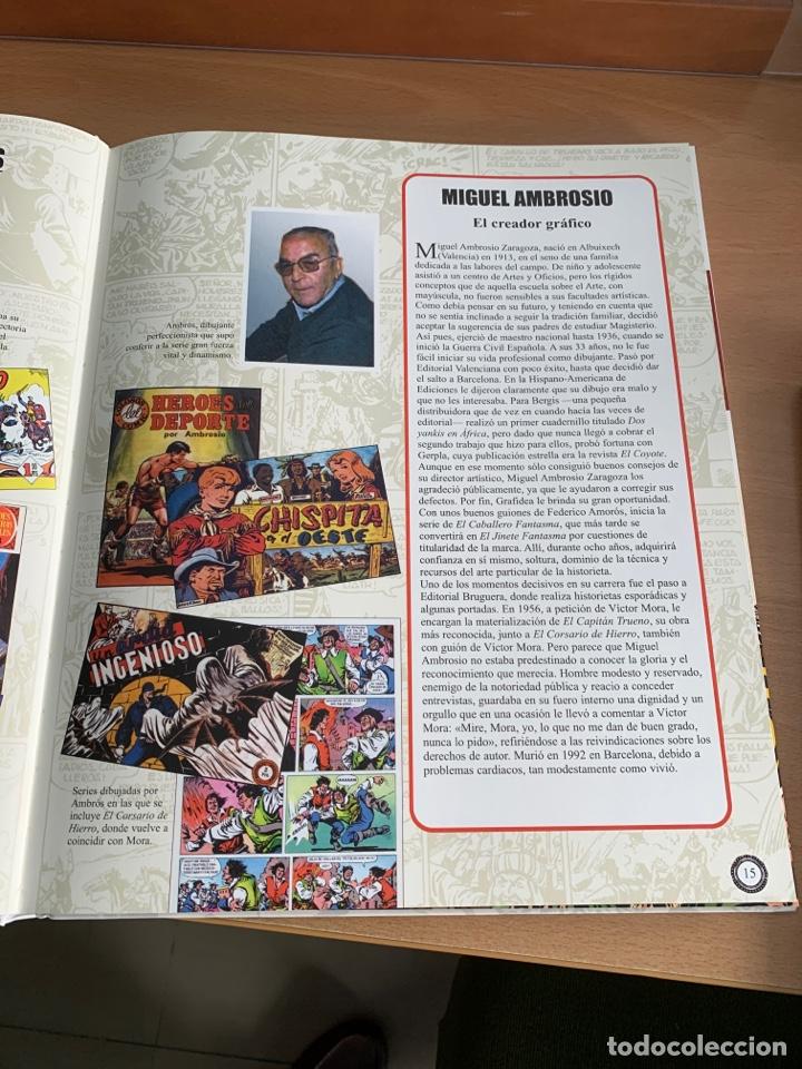 Cómics: El gran libro del capitan trueno - Foto 8 - 283757423