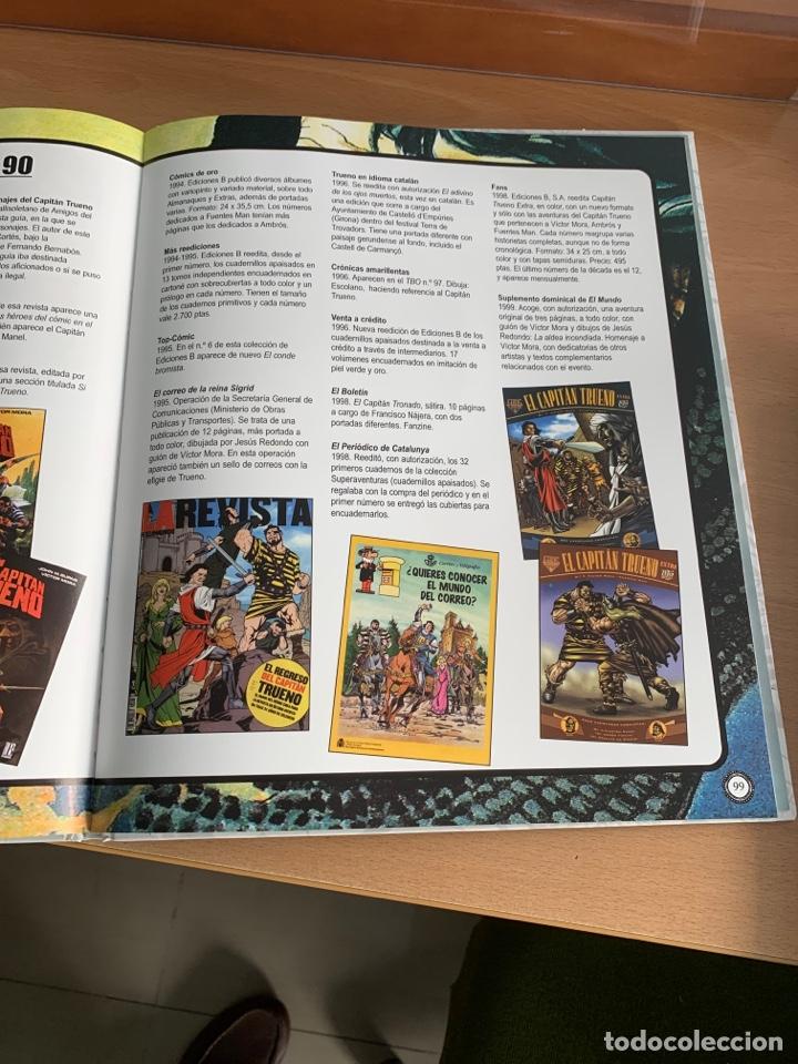Cómics: El gran libro del capitan trueno - Foto 10 - 283757423
