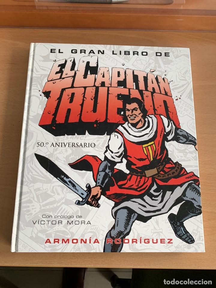 EL GRAN LIBRO DEL CAPITAN TRUENO (Tebeos y Comics - Ediciones B - Clásicos Españoles)