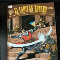 Cómics: LOTE DE EL CAPITÁN TRUENO FANS Nº 16 AL 39. Lote 283777748