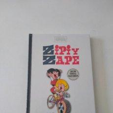 Cómics: CLÁSICOS DEL HUMOR ZIPI Y ZAPE LL EDICIÓN ESPECIAL COLECCIONISTA EDICIONES B AÑO 2009. Lote 284353613