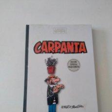 Comics: CLÁSICOS DEL HUMOR CARPANTA L EDICIÓN ESPECIAL COLECCIONISTA EDICIONES B AÑO 2009. Lote 284354248