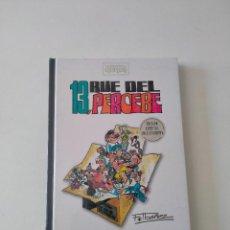 Comics : CLÁSICOS DEL HUMOR 13, RUE DEL PERCEBE EDICIÓN ESPECIAL COLECCIONISTA EDICIONES B AÑO 2009. Lote 284356888