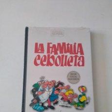 Cómics: CLÁSICOS DEL HUMOR LA FAMILIA CEBOLLETA EDICIÓN ESPECIAL COLECCIONISTA EDICIONES B AÑO 2009. Lote 284357303