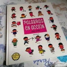 Cómics: LIBRO-JUEGO COLECCIÓN EN BUSCA DE... PALABRAS EN ACCIÓN. TARO GOMI. EDICIONES B. Lote 284613308