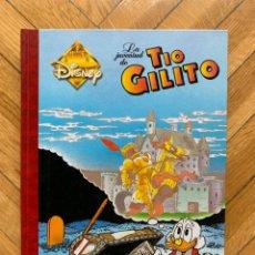 Comics: SUPERDISNEY LA JUVENTUD DE TIO GILITO SUPER DISNEY Nº 6 DON ROSA. Lote 284624958