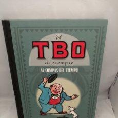 Comics: EL TBO DE SIEMPRE 2: AL COMPÁS DEL TIEMPO (TAPA DURA, COMO NUEVO). Lote 286399558