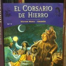 Cómics: CORSARIO DE HIERRO Nº 7 VÍCTOR MORA Y AMBRÓS. EDICIONES B. Lote 286496198