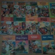 Comics: LOTE DE 1 COMICS DE MORTADELO Y FILEMON, SUPER LOPEZ,EL BOTONES SACARINO Y ZIPI ZAPE DE DISTINTAS ED. Lote 286610108