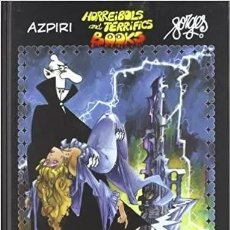 Comics : DRACULA (AZPIRI / FORGES) EDICIONES B - CARTONE - IMPECABLE - SUB03M. Lote 286637248