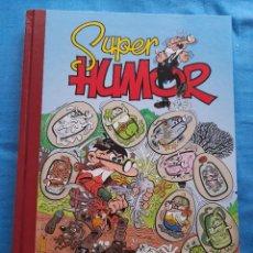 """Comics: SUPER HUMOR MORTADELO Y FILEMÓN Nº 57 """"¡MIL PORTADAS Y HUEVADAS!"""". Lote 286840998"""