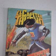Cómics: CAPITAN TRUENO EDICION HISTORICA N°125, HORIZONTES DE TERROR. EDICIONES B 1987. Lote 286936088