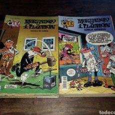 Comics: LOTE DE 35 COMICS DE MORTADELO Y FILEMÓN COLECCIÓN OLÉ! EDICIONES B. Lote 287021578