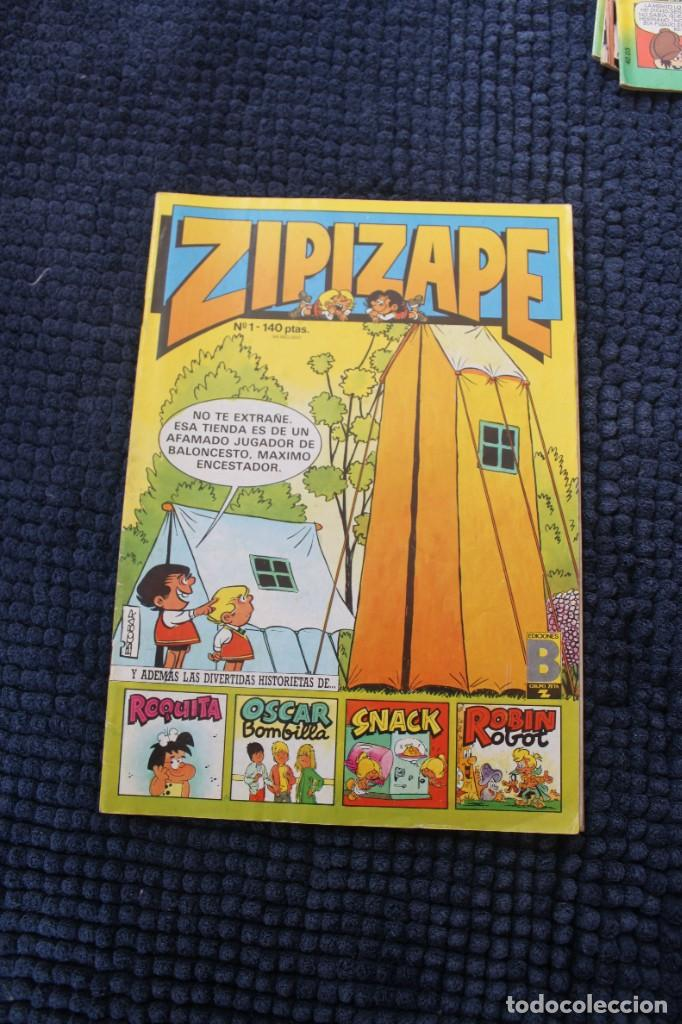 ZIPI ZAPE Nº 1 (Tebeos y Comics - Ediciones B - Otros)