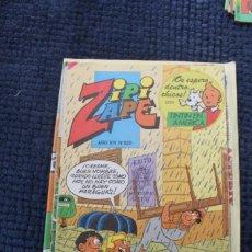 Cómics: ZIPI ZAPE Nº 629 CON TINTIN EN AMERICA. Lote 287352123