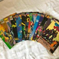 Comics: DYNAMO JOE - COMPLETA DE 16 NUMEROS - FIRST COMICS. Lote 287369753