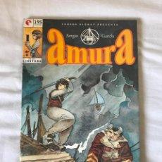 Comics: AMURA, 6 Nº COMPLETO, GLÉNAT, SERGIO GARCIA, MUY BUENO PRECINTADO. Lote 287370713